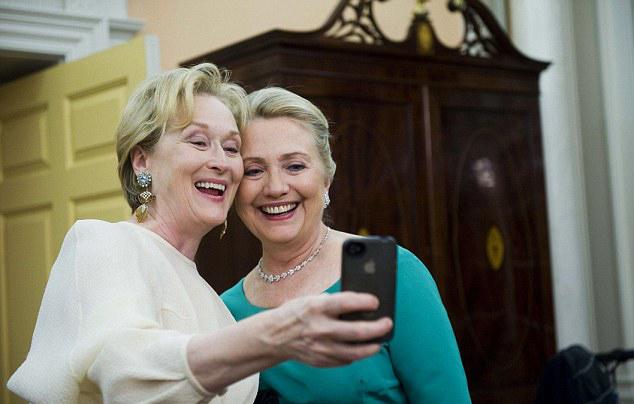 Hillary Clinton Meryll