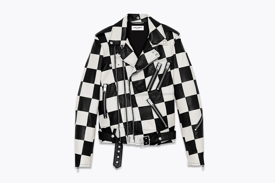 Saint-Laurent-Multi-Zip-Motorcycle-Jacket-in-Black-and-Ivory-Leather-01
